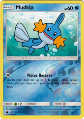Mudkip - 32/168 - Common - Reverse Holo