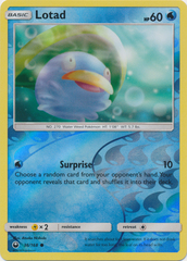 Lotad - 36/168 - Common - Reverse Holo