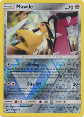 Mawile - 91/168 - Uncommon - Reverse Holo