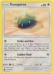 Dunsparce - 110/168 - Uncommon