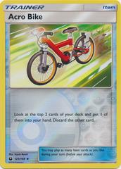 Acro Bike - 123/168 - Uncommon - Reverse Holo