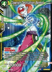 Clownish Destruction Belmod - EX03-24 - EX