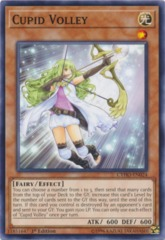 Cupid Volley - CYHO-EN024 - Common - 1st Edition
