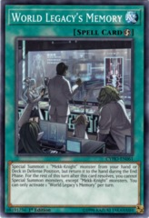 World Legacy's Memory - CYHO-EN061 - Common - 1st Edition