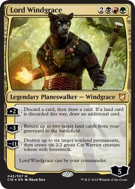Lord Windgrace - Foil