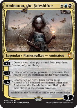 Aminatou, the Fateshifter