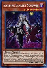 Vampire Scarlet Scourge - DASA-EN005 - Secret Rare - Unlimited