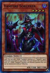Vampire Sorcerer - DASA-EN049 - Super Rare - Unlimited