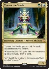 Tuvasa the Sunlit - Foil