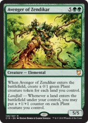Avenger of Zendikar on Channel Fireball