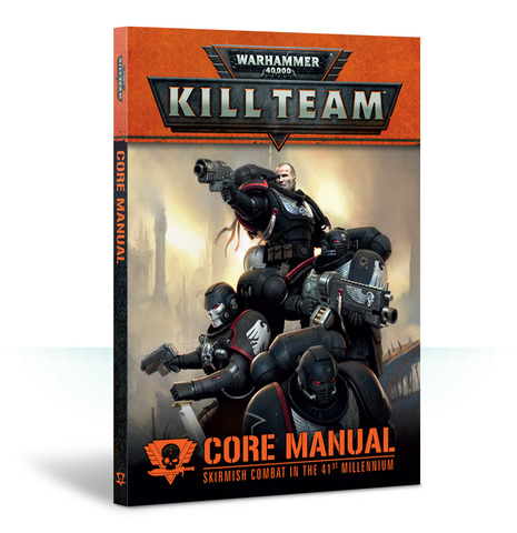 Warhammer 40k Kill Team Core Manual