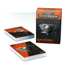 Kill Team Data Cards (French)