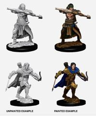Pathfinder Battles Unpainted Minis - Male Half-Elf Ranger
