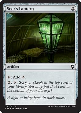 Seers Lantern