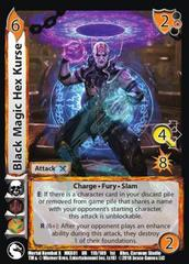 Black Magic Hex Kurse
