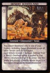 Desert Wasteland