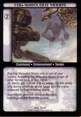 Fog-Shrouded Moors