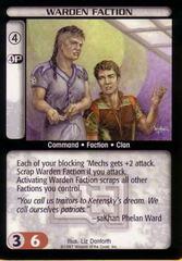 Warden Faction