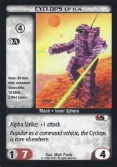 Cyclops (CP11A)