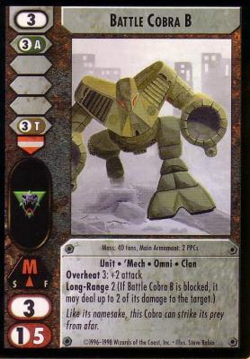 Battle Cobra B