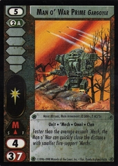 Man O' War Prime (Gargoyle)