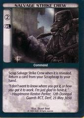 Salvage Strike Crew
