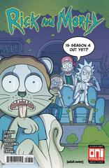 Rick & Morty #43 Cvr B Mati Var (STL097528)