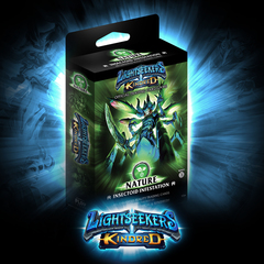 Lightseekers: Kindred - Nature Starter Deck [Insectoid Infestation]