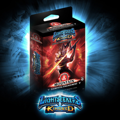 Lightseekers: Kindred - Mountain Starter Deck [Elemental Engagement]