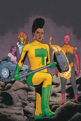 Quantum Age: From the World Of Black Hammer #4 (Cover A - Torres)