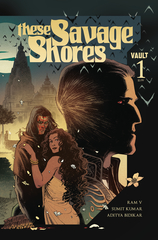 These Savage Shores #1 (Mature Readers)