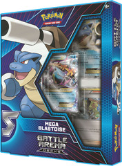 Pokemon Battle Arena Decks: Mega Blastoise-EX