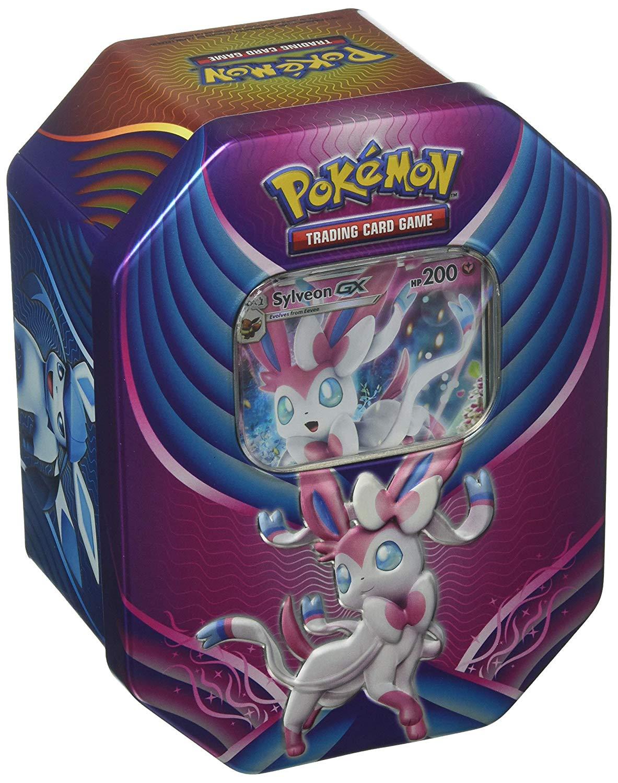 Evolution Celebration Tin - Sylveon-GX - Pokemon Produits Scellés