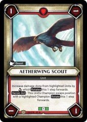 Aetherwing Scout (Unclaimed) - Foil
