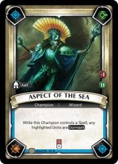 Aspect of the Sea (Unclaimed) - Foil