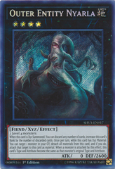 Outer Entity Nyarla - SHVA-EN017 - Secret Rare - 1st Edition