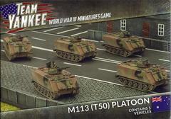 Team Yankee: Australian: M113 (T50) Platoon (TABX01)