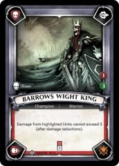 Barrows Wight King (Unclaimed)