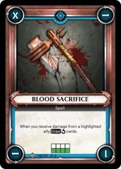 Blood Sacrifice (Unclaimed)