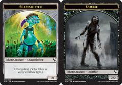 Shapeshifter Token // Zombie Token