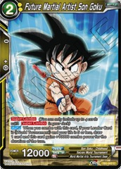 Future Martial Artist Son Goku - TB2-052 - C on Channel Fireball