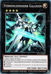 Starliege Lord Galaxion (Sternenlehnsherr Galaxion) - AC14-DE005 - Super Rare