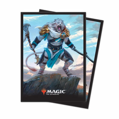 Core Set 2019 - Ajani, Adversary of Tyrants  Sleeves (80)