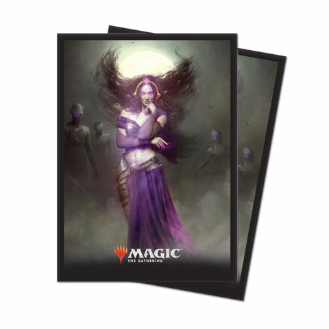 Core Set 2019 - Liliana, Untouched by Death Deck Protector Sleeves