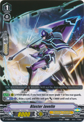 Blaster Javelin - V-TD04/008EN on Channel Fireball