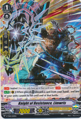 V-TD04/009EN - Knight of Refusal, Limwris