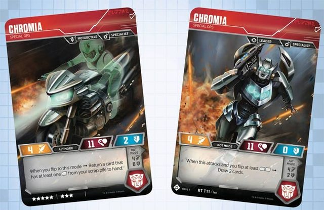 Chromia // Special Ops