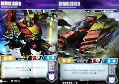 Demolisher // Devoted Decepticon