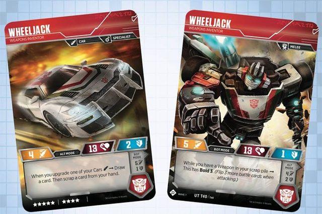 Wheeljack // Weapons Inventor