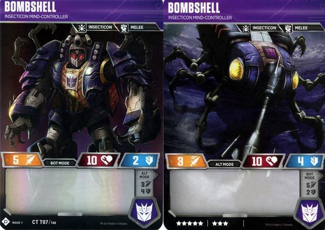 Bombshell // Insecticon Mind-Controller